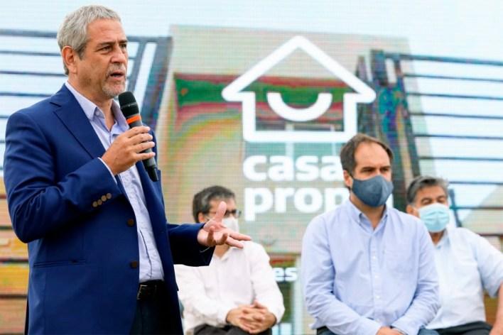 Programa Casa Propia y Fondo Nacional Solidario de Vivienda: adhirieron Hurlingham, San Martín, Merlo, Ituzaingó y José C. Paz