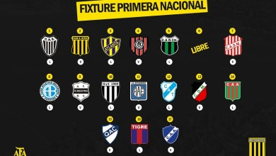 Photo of El fixture de Almirante Brown y una nueva serie de amistosos