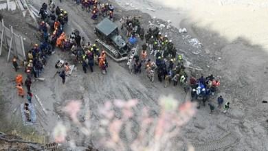Photo of Intensa búsqueda de 34 personas atrapadas en un túnel