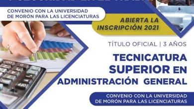Photo of El SEOCA continúa inscribiendo para las carreras de administración general y  de higiene y seguridad en el trabajo