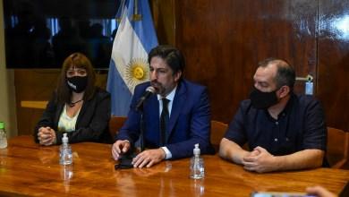 """Photo of Trotta: """"La Provincia convoca a una mesa de diálogo con los sindicatos docentes para la semana próxima»"""