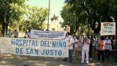 Photo of San Justo: Los esenciales siguen reclamando por una inmediata recomposición salarial