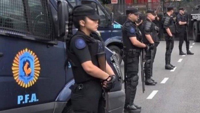 La Policía Federal controlará los barrios de La Plata