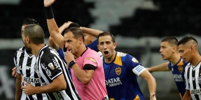Polémica eliminación de Boca de la Copa Libertadores