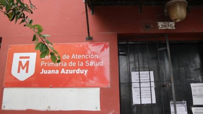 Cómo será la ampliación del CAPS Juana Azurduy en Morón