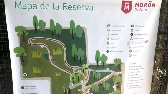 Vuelven las visitas guiadas a la Reserva Natural de Morón ¿Cómo sumarse?
