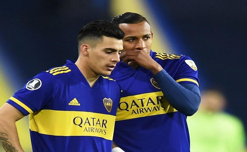 Dos jugadores pueden irse de Boca, Montero en la cuerda floja y Moyano duda