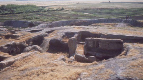 Ruinas de Çatalhöyük