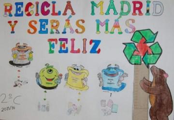 cartel CEIP Tirso de Molina