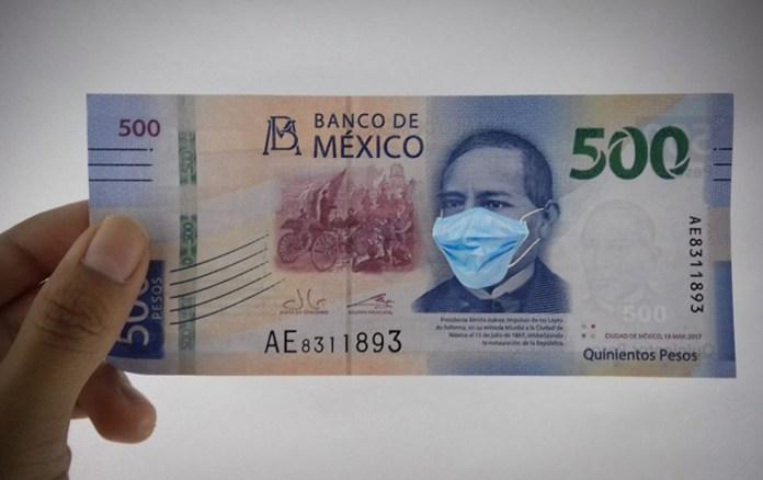 Coronavirus 'infecta' al peso