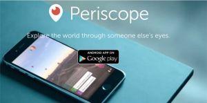 periscope app
