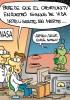 Humor grafico: Marcianos