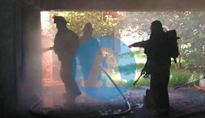 Morón Hoy: Incendio