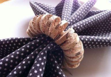 Ideas para reciclar corchos cortinas