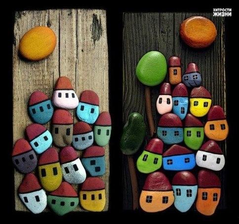 creatividad con piedras 3