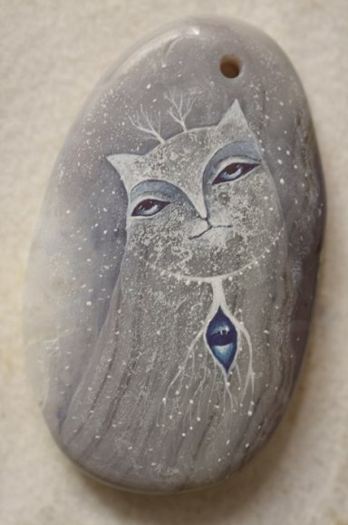 creatividad con piedras 16