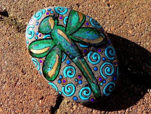creatividad con piedras 6