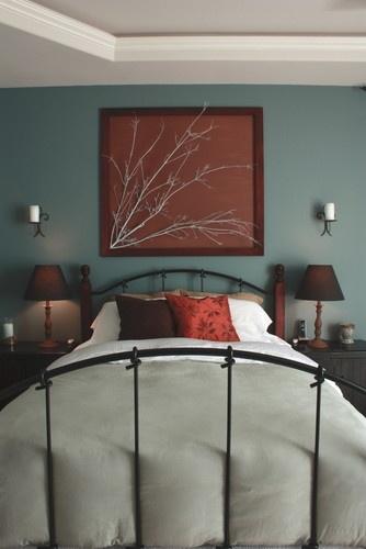 Como hacer un cuadro decorativo natural con ramas secas