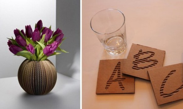 Ideas para reciclar carton