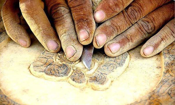 Sustentabilidad en la creacion artesanal
