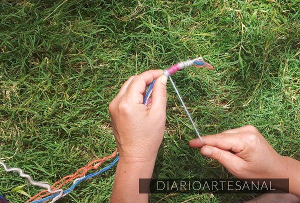 cómo hacer trenzas bahianas 3