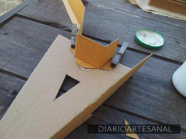 C mo hacer moldes para letras de cemento - Moldes de cemento ...