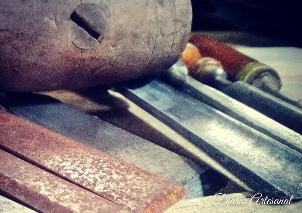 Quitar el oxido de las herramientas