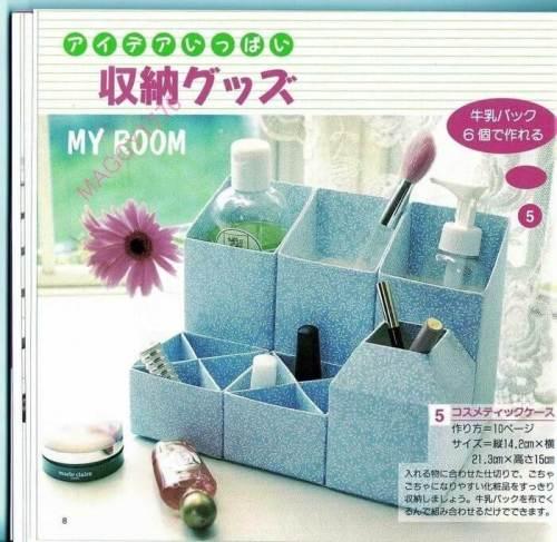 Ideas para reciclar cajas tetrapak 38