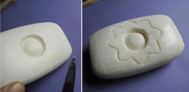 Cómo tallar jabones 2