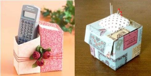 Ideas para reciclar cajas tetrapak 11
