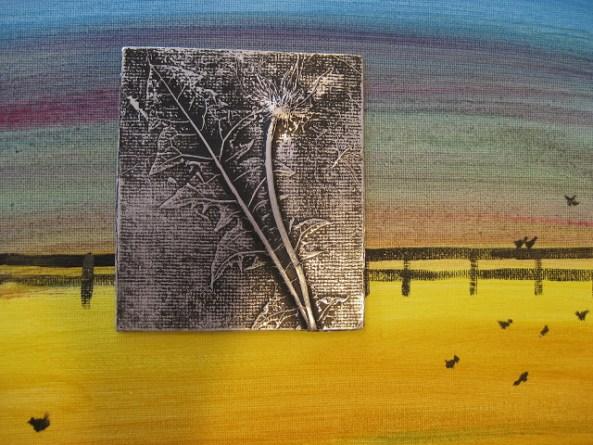 Manualidades con papel de aluminio 2