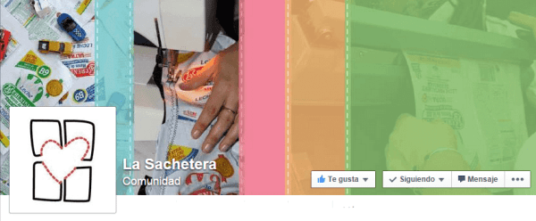 Donar para reciclar La Sachetera