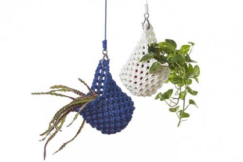 ideas para decorar con macramé 8