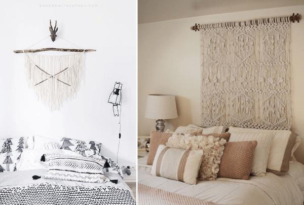 ideas para decorar con macramé 24