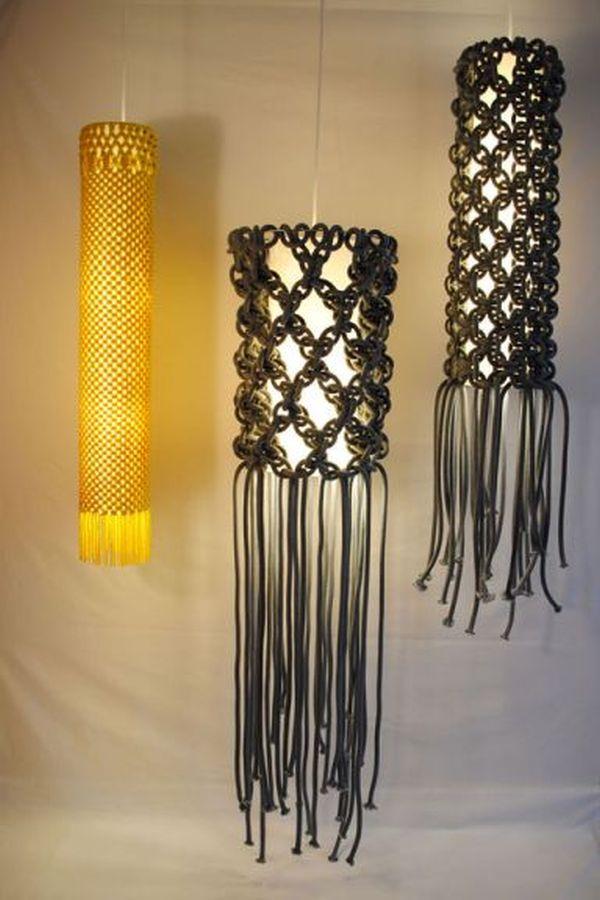 ideas para decorar con macramé 12