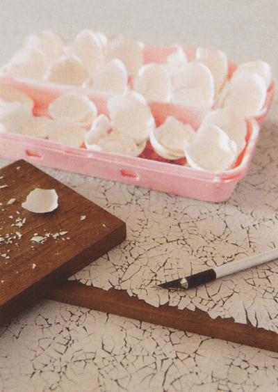 Craquelado de cáscara de huevo