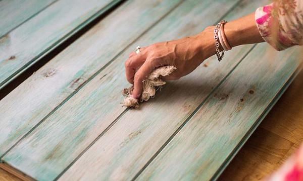 Decapado para madera 3 t cnicas decorativas para pintar - Pintura para maderas ...