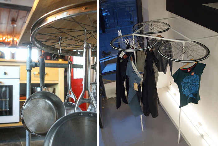 Ideas para reutilizar bicicleta vieja
