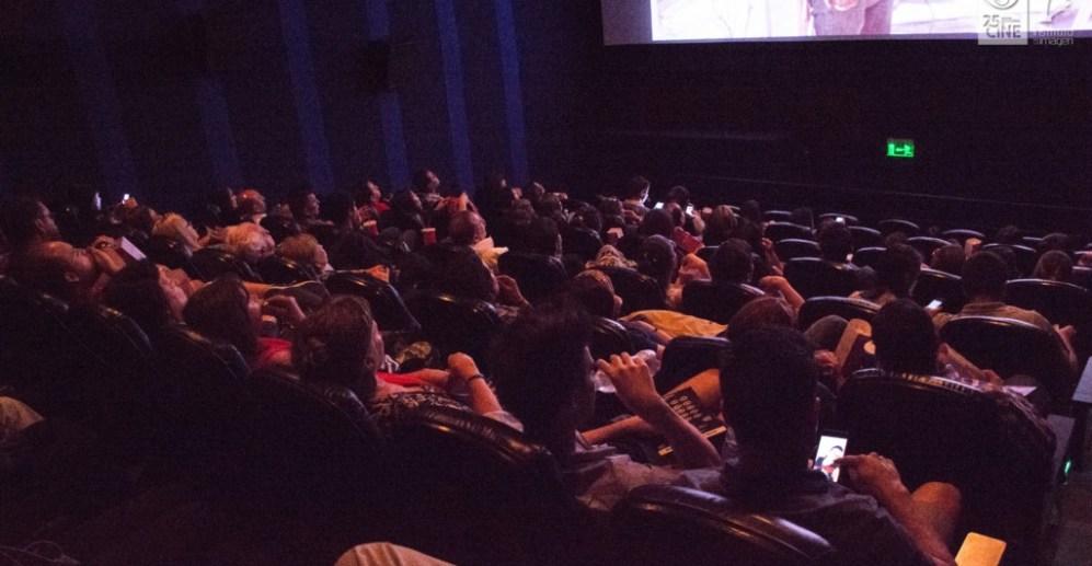 Paraguay cuenta con 70 salas de cine