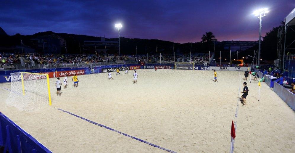 Mundial FIFA de Fútbol Playa 2019 se realizará en Paraguay 60cae869fe639