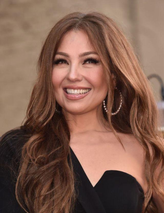 Thalía presentadora