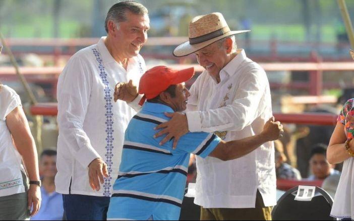 54adbb6df5 El gobernador del Estado se mostró optimista y dijo lograrán lo prometido  por AMLO