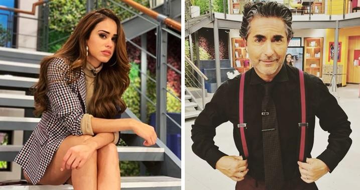 No hay amoríos con Yanet García