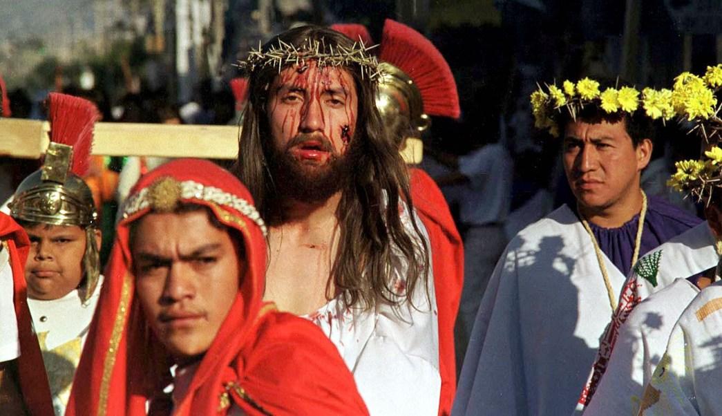 En Vivo, Viernes Santo — Viacrucis en Iztapalapa