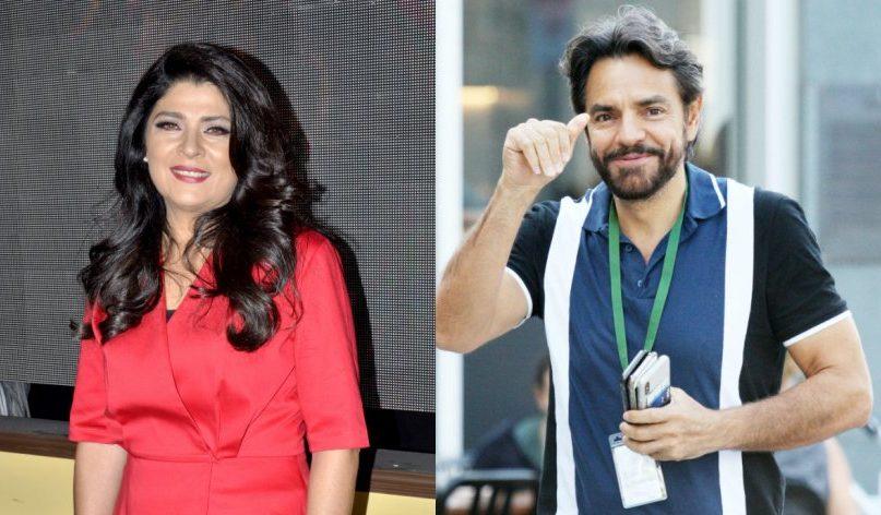 ¿Ayudará Eugenio Derbez a Pablo Lyle con el apoyo de Alessandra Rosaldo?