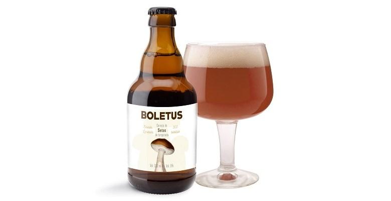 Cerex Boletus, la nueva cerveza de setas de temporada