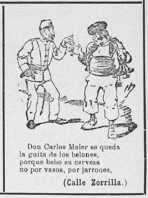 Cerveza Maier, el humor como estrategia de marketing