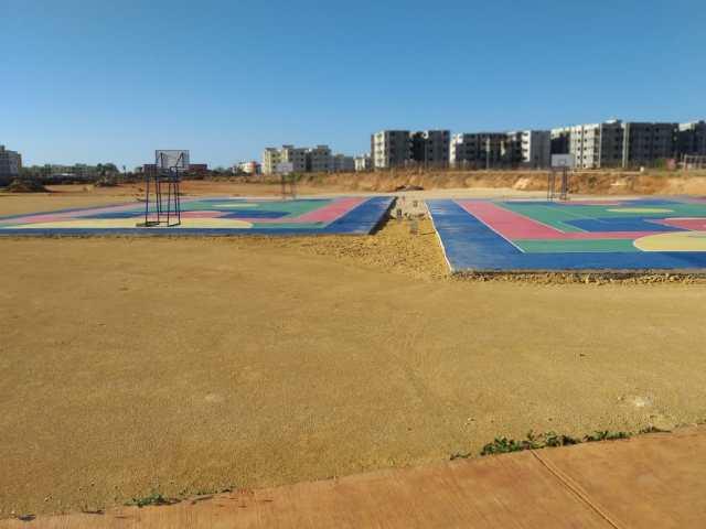 Instalaciones Deportivas Ciudad Juan Bosch