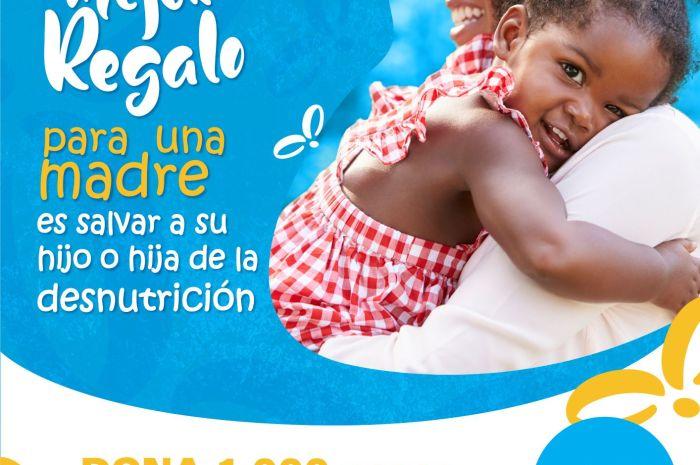 """UNICEF PROMUEVE CAMPAÑA """"EL MEJOR REGALO"""""""