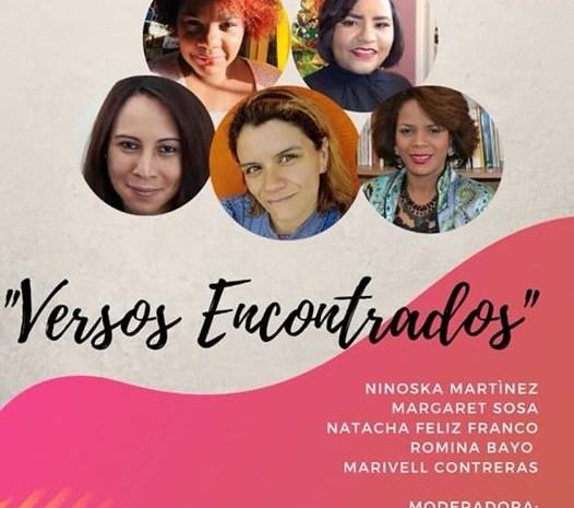 """CINCO POETAS COMPARTEN """"VERSOS ENCONTRADOS"""""""